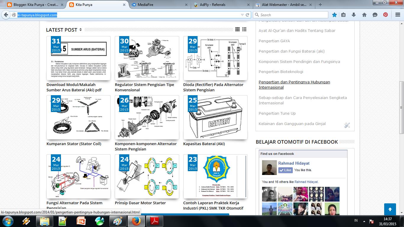 Kita Punya - Belajar Otomotif