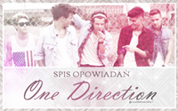 Spis One Direction