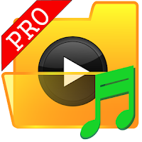 Folder Music Player (MP3) PRO v1.1.1 Apk