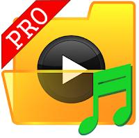 Folder Music Player (MP3) PRO v1.1.1 Apk