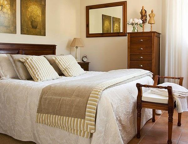 Deco y dise o en muebles de los andes dormitorio principal for Dormitorio principal m6 deco