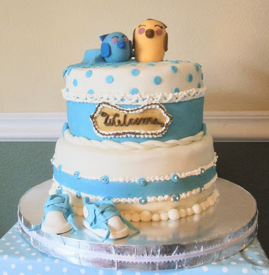 Baby Shower Decorating Ideas For A Boy