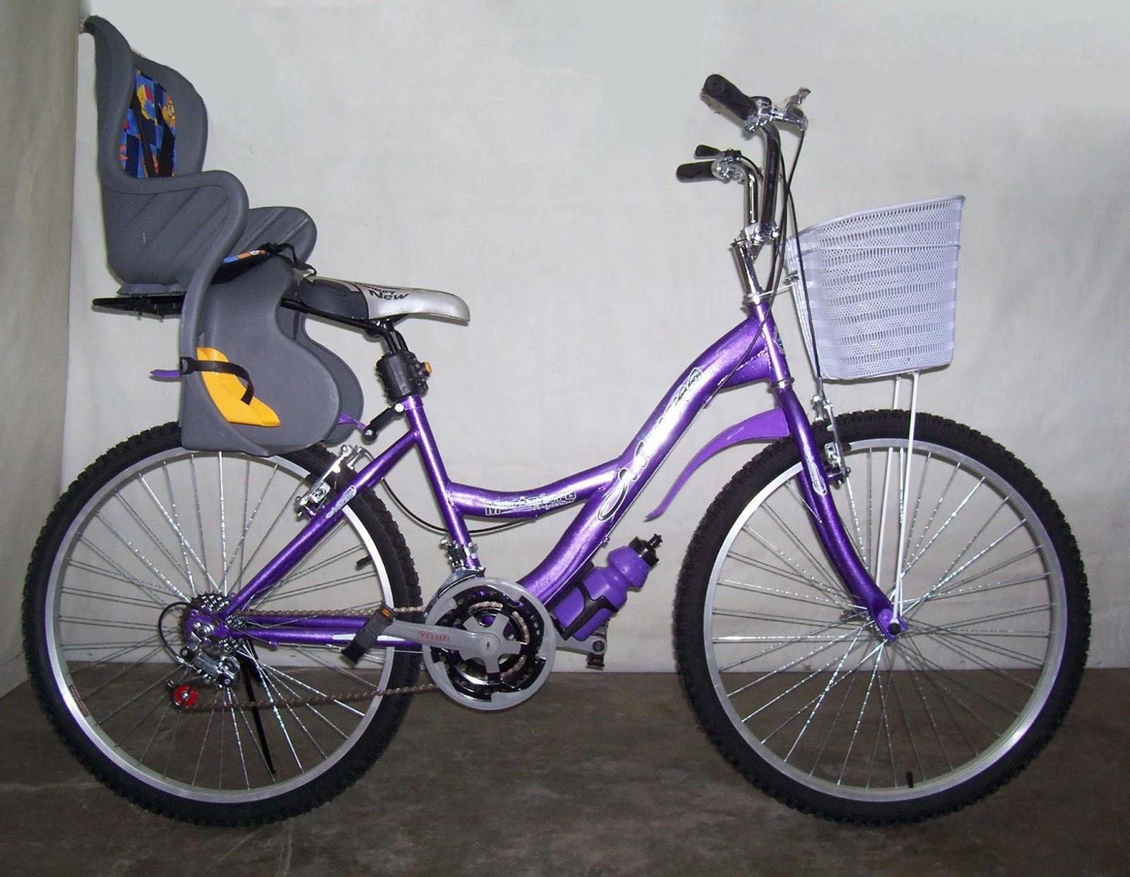 Silla porta bebe p ra bicicleta made in taiwan s 195 00 en mercado libre - Silla portabebes bicicleta ...