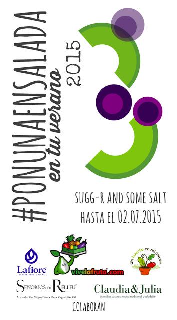 # Pon una ensalada en tu verano 2015