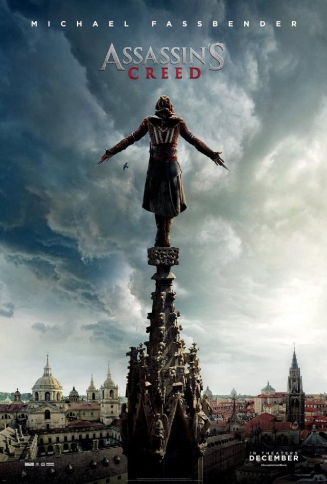 Dòng Dõi Sát Thủ - Sát Thủ Bóng Đêm - Assassin's Creed (2016)
