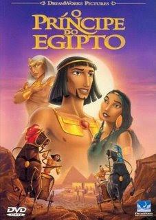 Assistir Filme O Príncipe do Egito Dublado Online