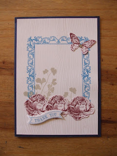 Papaya Collage Stampin' Up!