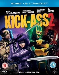 Kick-Ass 2 (2013) BluRay 720p 800MB