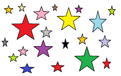 I love stars