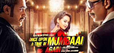 Once Upon Ay Time in Mumbai Dobaara! Movie Posters Wallpaper Image Trailer Reviews
