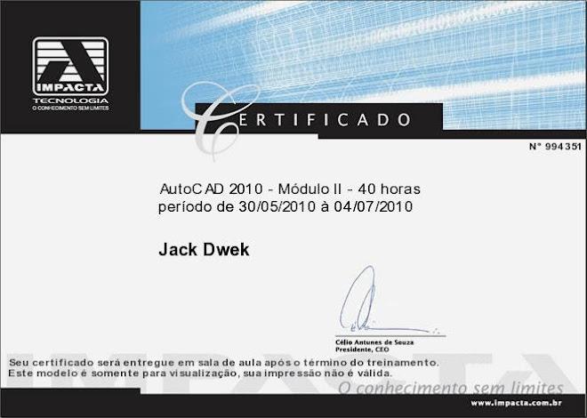 AutoCAD 2010 - Modulo II