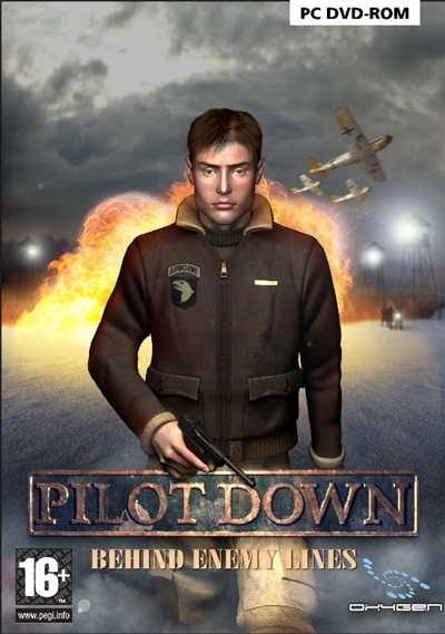 Pilot Down Behind Enemy Lines PC Full Español