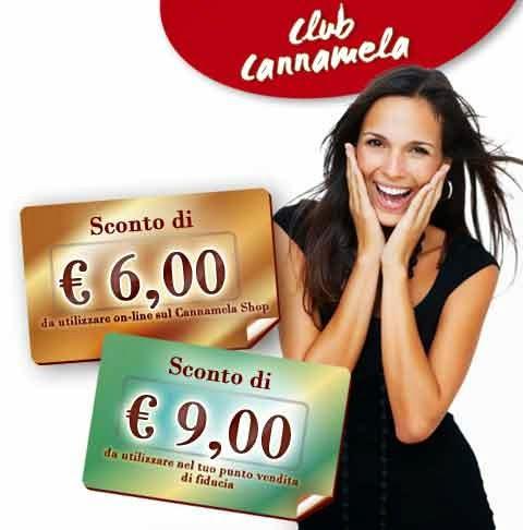 club Cannamela sconti