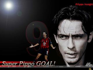 Filippo Inzaghi AC Milan Wallpaper 2011 2