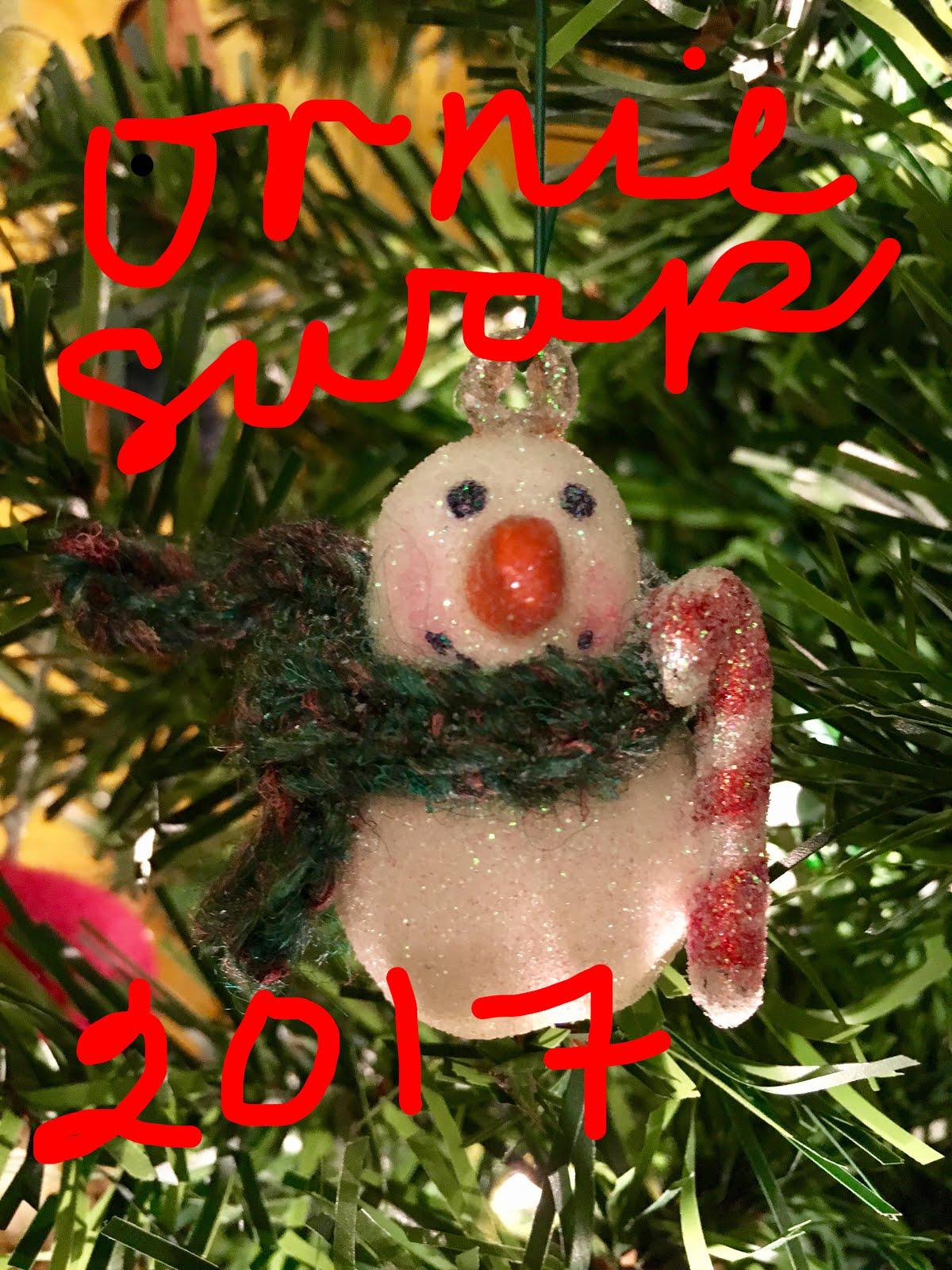 Annual Handmade Ornie Swap!