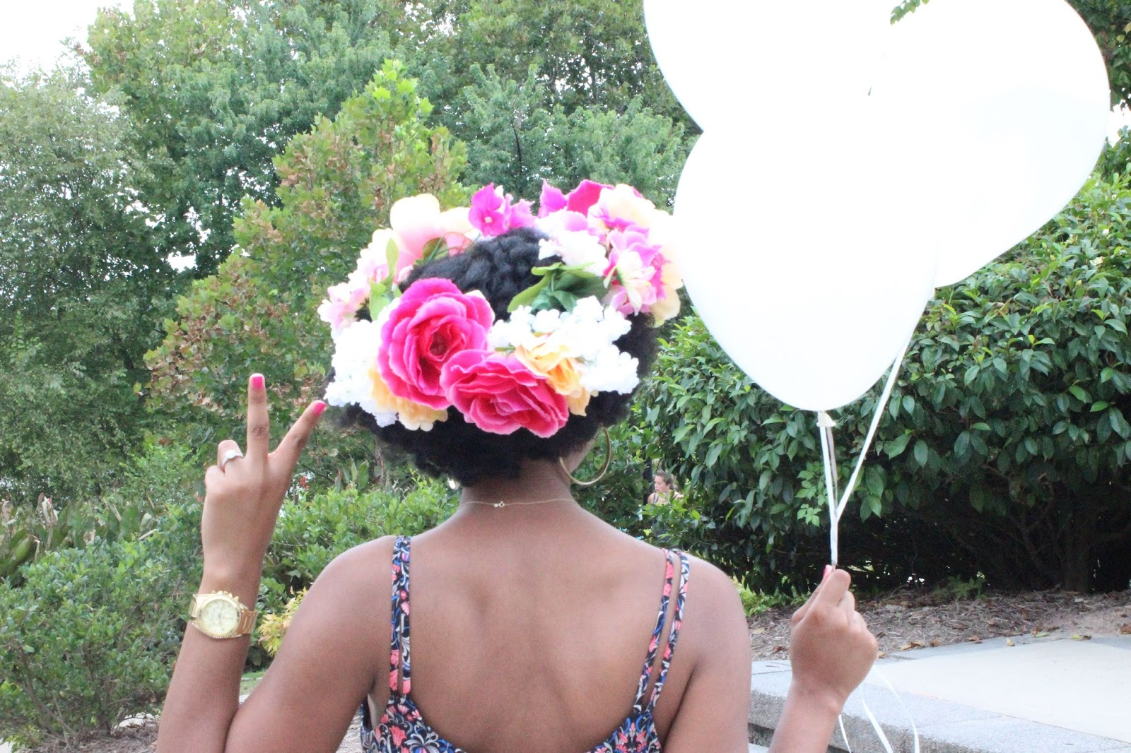 Kelley with love august 2014 can get a similar one here and a flower crown which is one of my favorite summer accessories come back tomorrow and ill show you how to make one too izmirmasajfo