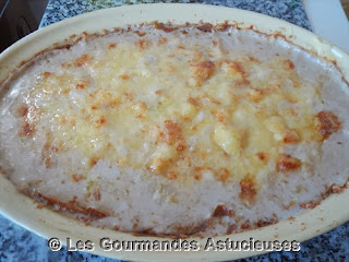 Gratin de courge gourmand