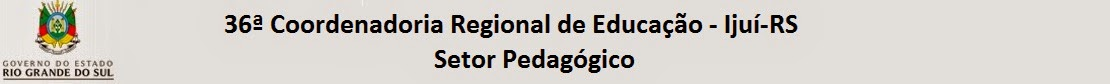 Pedagógico - 36ª CRE