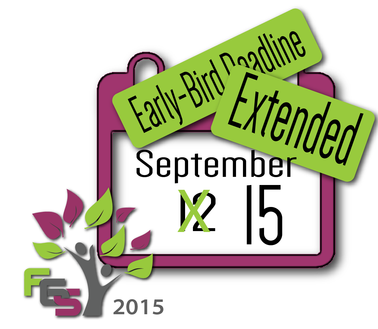 FGS 2015 Early-Bird Deadline Extended