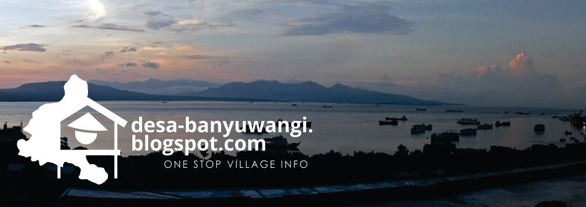Info Desa Banyuwangi