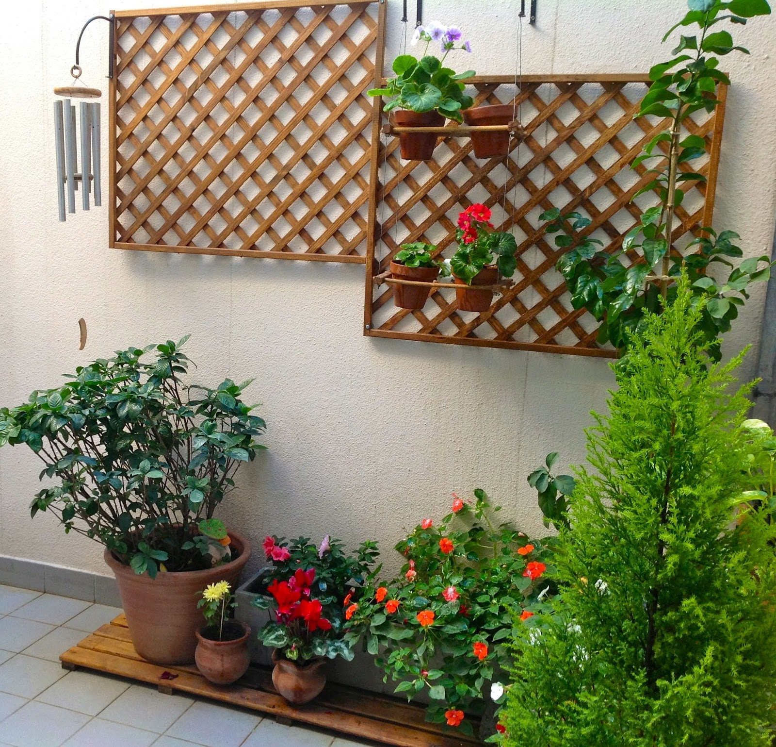Mis amigas no son bloggers pero decoran sus casas belinda for Decoracion de jardin pequeno sencillo