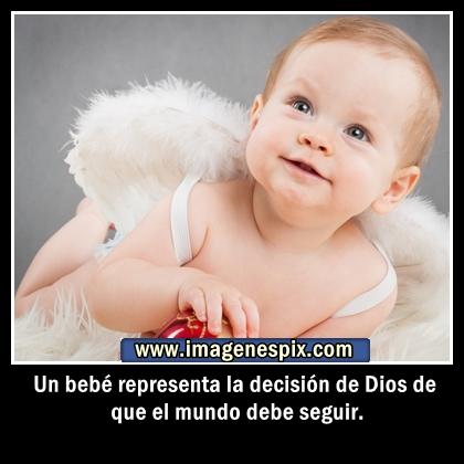 Mensajes bonitos para bebes - Imagui