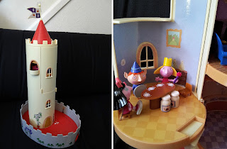 Ben & Holly's Little Kingdom, Ben & Holly Playset, Ben & Holly Figurine