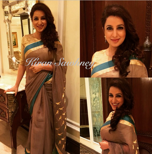 Tisca Chopra in Raw Mango