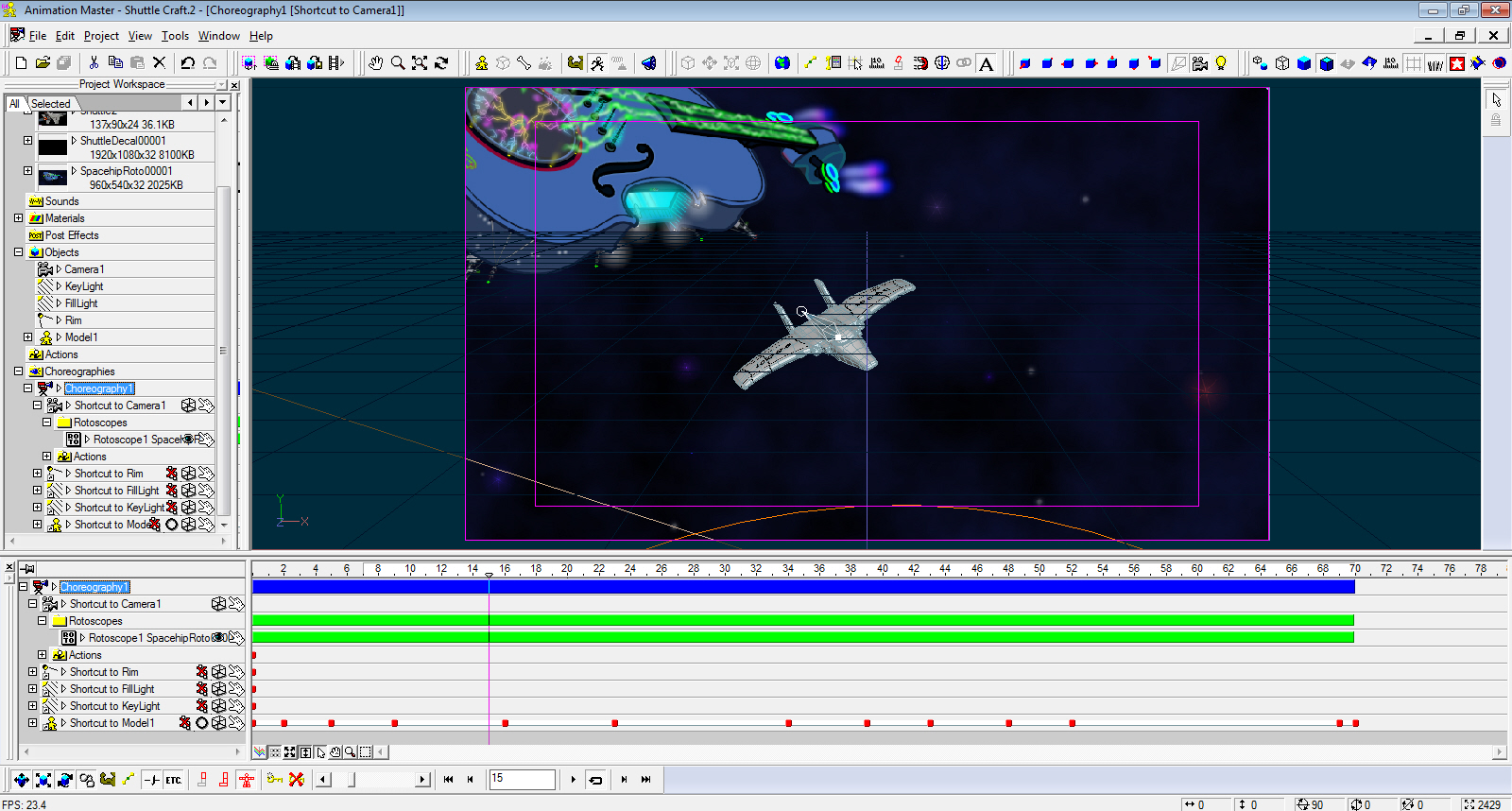 Resultado de imagen de Hash Animation Master 19