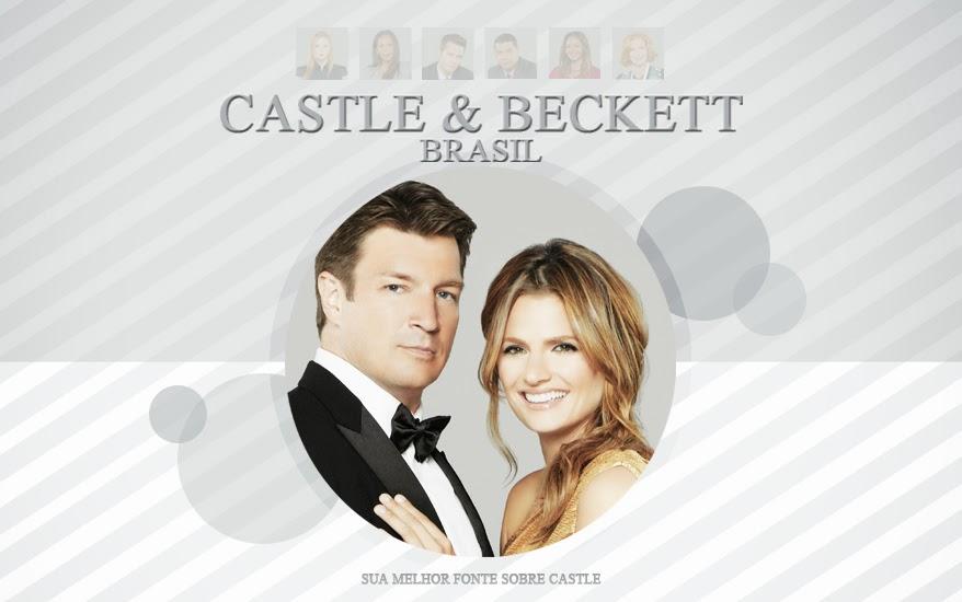 Castle e Beckett Brasil