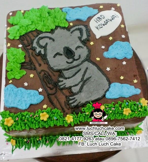 Kue Tart Koala Daerah Surabaya - Sidoarjo