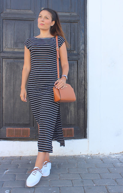 Striped_Midi_Dress_The_Pink_Graff_07