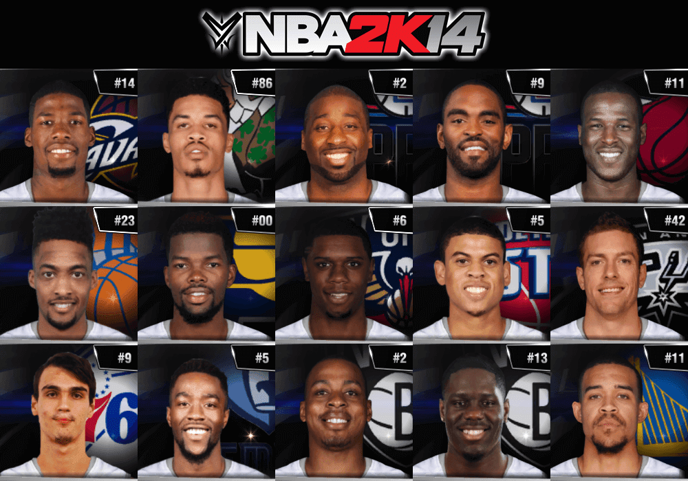 NBA 2k14 Ultimate Roster Update v7.9 : August 11th, 2016 - Trades and Transactions