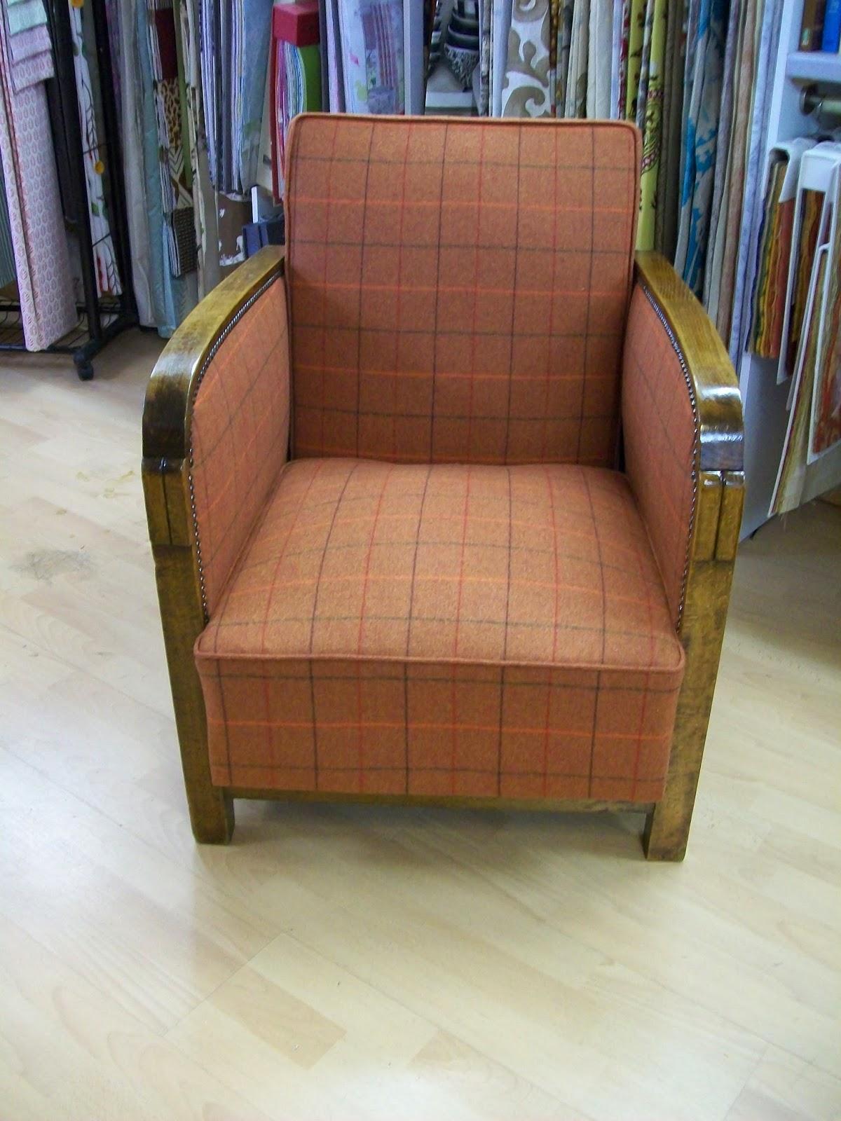 l 39 fauteuil ann es 20. Black Bedroom Furniture Sets. Home Design Ideas