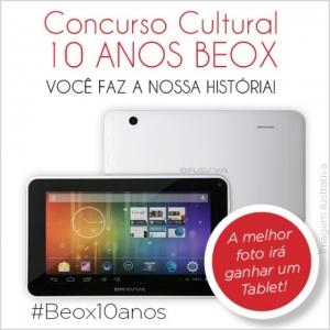 Promoção 10 Anos Beox
