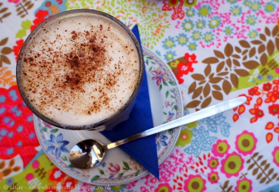 Morning caffeine boost - Tallinn, Estonia