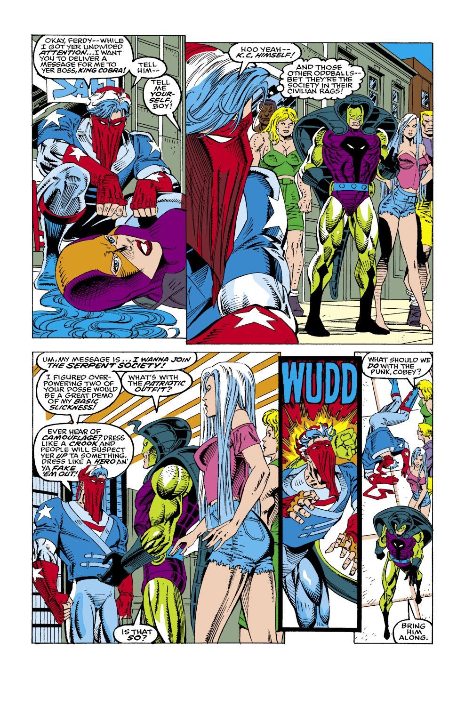 Captain America (1968) Issue #434 #384 - English 8
