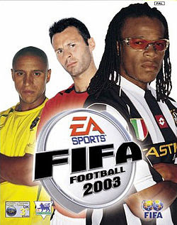 Fifa Football 2003 Game Cover