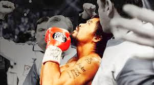 Manny won by unanimous decision against Rios