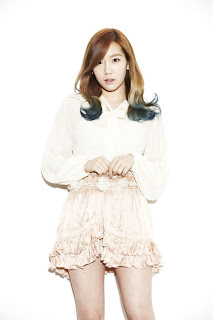 SNSD Taeyeon News Interview Photos