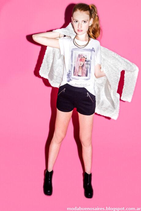 Shorts invierno 2015 moda Muaa.