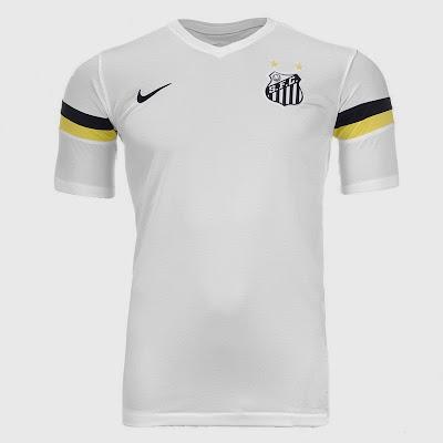Patrocinadores do Santos para 2014