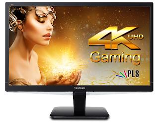 ViewSonic VX2475Smhl-4K 24-inch Ultra HD 4K multimedia monitor