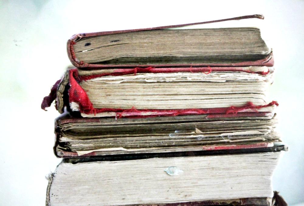 historia książek
