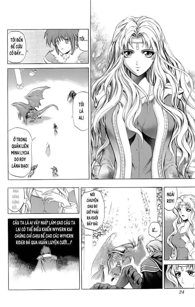 Fire Emblem-Hasha no Tsurugi chap 21 - Trang 26