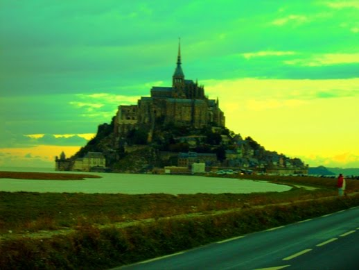 Mt St Michel
