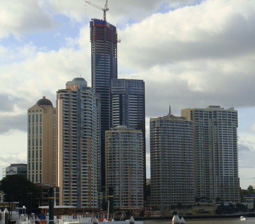Recent Photos Of Soleil On Adelaide St In Brisbane, From SkyscraperCity.
