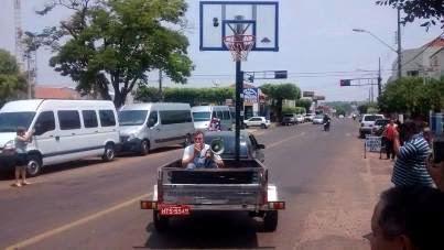 Luciano Huck em Aquidauana . Foto: I Love MS