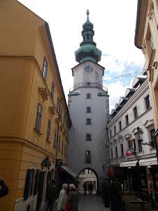 St Michael's Gate in Bratislava