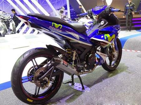 modifikasi Yamaha Jupiter MX King 150